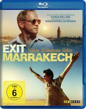 EXIT MARRAKECH (Ulrich Tukur, Samuel Schneider) Blu-ray Disc NEU+OVP