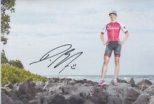 DANIELA RYF 4 IRONMAN Foto 20x30 signiert IN PERSON Autogramm signed