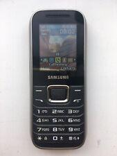 Samsung GT E1230 - Black (Unlocked) Mobile Phone