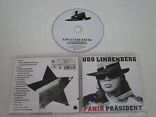 UDO LINDENBERG/PANIK PRESIDENTE(BMG-HANSA 82876 55365 2) CD ÁLBUM