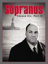SOPRANOS - SERIES 6 - PART 2 - DVD - REGION 2 UK
