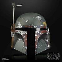 Boba Fett Star Wars The Black Series Helmet Premium Electronic Wearable NEW!