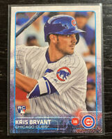 Kris Bryant RC 2015 Topps #616 Chicago Cubs