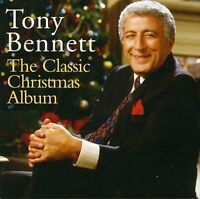 The Classic Christmas Album [Audio CD] Tony Bennett …