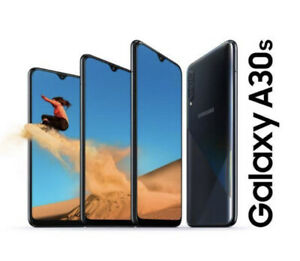 Samsung Galaxy A30s SM-A307F/DS 64GB 4GB Dual SIM Unlocked- Prism C Black