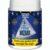 TAP Pond Wizard - Cleans your pond overnight like magic