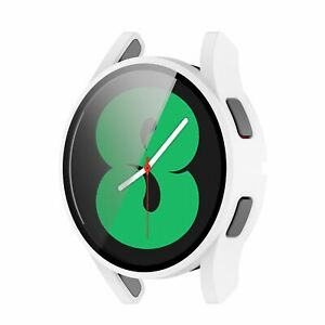Plating Case Watch Frame Protective Skin For Samsung Galaxy Watch 4 40mm 44mm