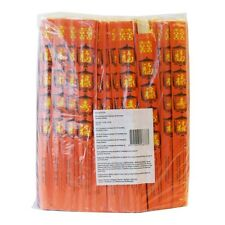 23cm Disposable Chopsticks with Red Sleeve 100 Pairs