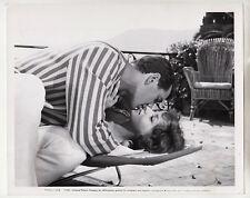 """Rock Hudson / Gina Lollobrigida (Pressefoto '61) - in """"Happy End im September"""""""