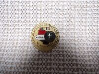 US ARMY 2ND ARMORED CAVALRY REGIMENT OPERATION IRAQI FREEDOM HAT PIN