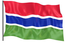 Gambia Flag 3x5 3 x 5 foot BRAND NEW
