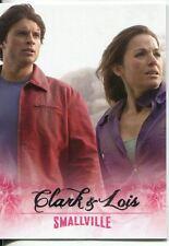 Smallville Seasons 7-10 Lois & Clarke Chase Card LC3