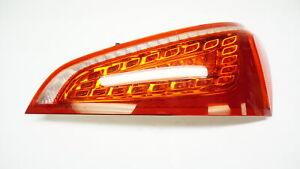 2009 2010 2011 2012 Audi Q5 Left Lid Mounted Brake Light / Tail Light 8R0945094B