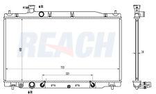Radiator-GAS Reach Cooling 41-13031 fits 2007 Honda CR-V