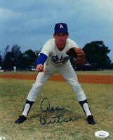 DODGERS Don Sutton signed 8x10 photo JSA COA AUTO Autographed LA HOFer