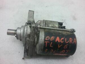 2006 ACURA TL V6 Starter Motor SE Fits 05-07 ACCORD V6 S59-M