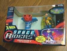 X-Men: Professor X w/ Light-Up Space Sled - Space Riders - 1997