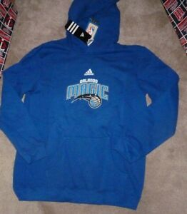 NEW NBA Orlando Magic Hoodie Hooded Sweatshirt Youth Boys L Large 14 16 NEW NWT