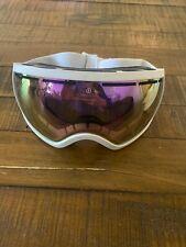 Electric Eg2 Goggles, Gloss Brose/Pink Chrome