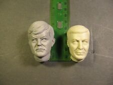 1/6 scale McCoy resin replacement head for amt vinyl model kit