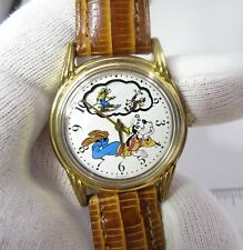 "GOOFY ""Disney Store Dreaming of Friends"", Mens/Kids RARE CHARACTER WATCH 1705"