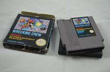 Wrecking Crew NES Spiel CIB #1026