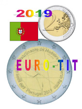 2 €   PORTUGAL   COMMEMORATIVE   2019   1  X  PIECE   ILE MADERE  NOUVEAU   2019