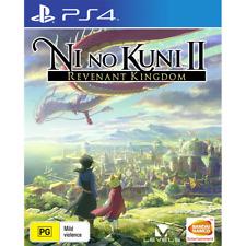 Ni No Kuni II: Revenant Kingdom - PlayStation 4 - BRAND NEW