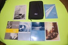 2008 FUSION Ford owners manual complete w CASE & FREE SHIPPING