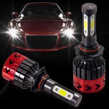 2017 Cree LED Headlight Kit 9006 HB4 9012 980W 6000K 147000LM Fog Bulbs Pair HID