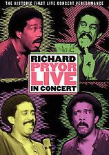 Richard Pryor - Live in Concert (DVD, 2006)
