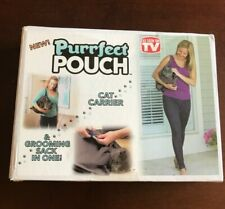 New listing Purrfect Pouch As Seen on Tv