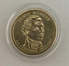 2008 James Monroe p mint mark uncirculated - USA