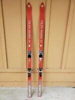 Olin USA Mark COMP IV 180 cm Skis Tyrolia 280 Bindings vintage freestyle