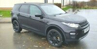 Land Rover Discovery Sport 2.0 HSE Black Auto 51k Panoramic Roof 66/2016 7 Seats