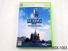 Tetris the Grand Master Ace Xbox 360 Japanese Import Grandmaster Japan US Seller