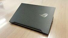 Asus ROG Zephyrus M - Carbon effect vinyl laptop skin cover