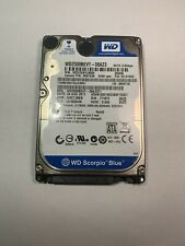 "Western Digital WD2500BEVT-08A23T1 ScorpioBlue 250GB SATA 5400RPM 2.5"" TESTED!"