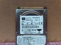 "Toshiba IDE 2.5"" 40GB Laptop Hard Disk Drive HDD2190 MK4025GAS"