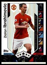 Match Attax Game Manchester United Football Trading Cards & Stickers (2017 Season