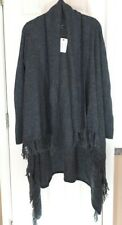 NWT. Peruvian Connection 100% Alpaca Shaw Style Long Sleeve Sweater, Size S