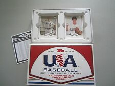 2011 Topps USA Baseball Box Set Complete 61 Cards-Almora Meadows Stroman Russell