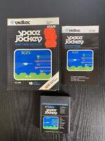 Space Jockey Atari 2600 Video Game Complete in Box