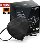 10/50/100 Pcs Black KN95 Protective 5 Layer Face Mask Disposable K N95 Marks