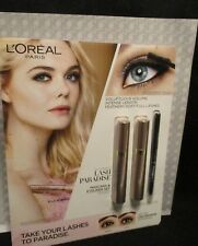L'Oreal Paris Voluminous Lash Paradise Mascara & Eyeliner 3 Piece Set New/Sealed