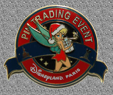 Tinker Bell Pin Trading Event Pin - Gift Pin Event DLP Paris - DISNEY Pin LE 400