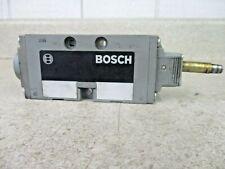 BOSCH REXROTH 24 V SOLENOID VALVE, #1017838D USED