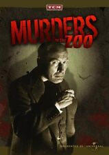 Murders in The Zoo 0025192049972 DVD Region 1