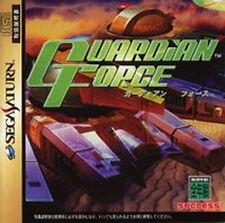 Guardian force SEGA Saturn SS Import Japan