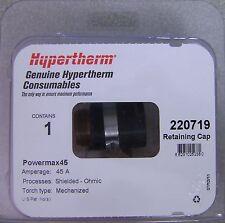 Hypertherm Genuine Powermax 45 Ohmic Retaining Cap 220719